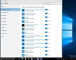 Showing Desk Web Edition How To Use Windows 10 Action Center Pcmag Com