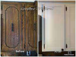 wooden scrolls for cabinets goodbye 70 s scroll holly s corner