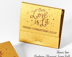 wedding matchbooks wedding matches etsy