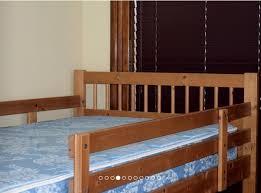 Eastside OH HulaMarket Ikea Hemnes Wood Bunk Bed  Off Ikea - Ikea wood bunk bed