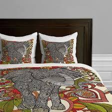 amazon com deny designs valentina ramos bo the elephant duvet