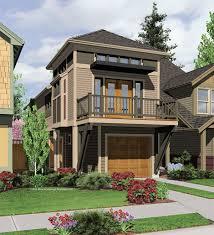 homes for narrow lots coastal house plans narrow lots