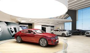 bentley showroom projects eidcoman