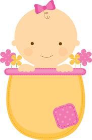 baby shower babies flowerpot babies clipart babyinflowerpot pink yellow png minus