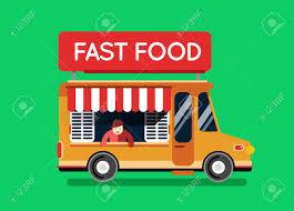 camion cuisine mobile restauration rapide voiture de ville camion de nourriture café