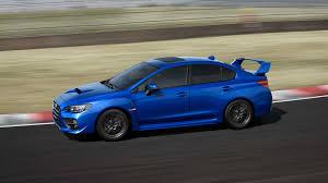 blue subaru hatchback wrx sti subaru
