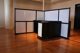 decor filing cabinet and half wall room divider with wood