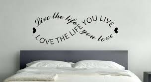 live the life you love infinity wall art decal blog stodiefor live the life you love infinity wall art decal