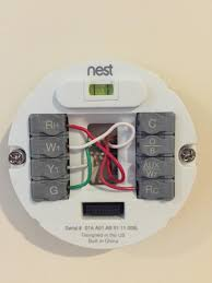 how to install an ecobee3 smart thermostat for ecobee wiring