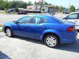 2012 dodge avenger se 4dr sedan in barnwell sc boney motor