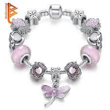 handmade silver charm bracelet images Belawang elegant women bracelet fashion silver handmade bracelets jpg