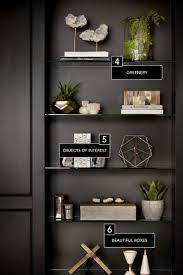 6 secrets to a perfectly styled bookcase shelves decoration and