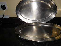 metal platters catering metal platters x 2 in bournemouth dorset gumtree