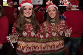 iparty world u0027s largest ugly christmas sweater party music