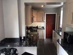 granite countertop kitchens and worktops microwave under cabinet