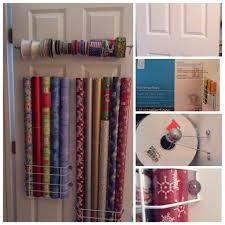 door wrapping paper closet door wrapping paper organization for 15 00 2 racks