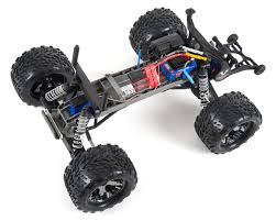 traxxas monster jam rc trucks stampede vxl 1 10 rtr 2wd monster truck hawaiian edition by