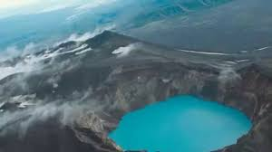 natural wonders maly semyachik volcano russia youtube