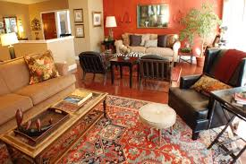 Yellow Living Room Rugs Red Rug Beige Couch Choosing Paint Color Living Room Living Room