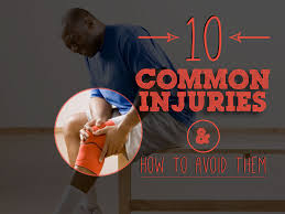 10 common workout injuries and how to avoid them livestrong com