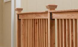 how to build deck railing better life
