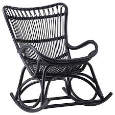 Rocking Chair Patio Furniture by Monet Rocking Chair Tropical Rocking Chairs By Touchgoods