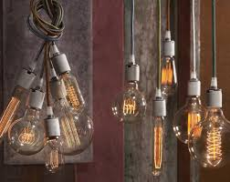 lighting appealing chandelier with edison bulbs edison bulb