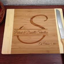 engraved cutting boards anniversary gifts cutting boards
