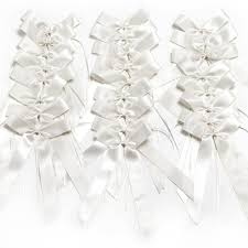 wedding pew bows buy wedding chair pew bows and get free shipping on aliexpress