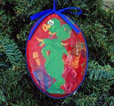 grinch lou who ornament ebay