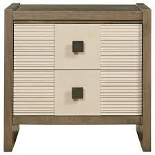Wolf Furniture Outlet Altoona by Mid Century Modern Night Stand With Hidden Electrical Outlets By