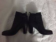 J Crew Ankle Boots J Crew Buckle Leather Boots For Women Ebay