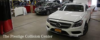mercedes in paramus nj prestige motors collision center mercedes repairs in nj