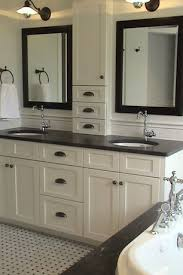 Standard Height For Bathroom Vanity by Traditional Master Bathroom With Soapstone Counters Standard