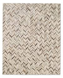 Rug Collections Chevron Cowhide Rug Collection Rh