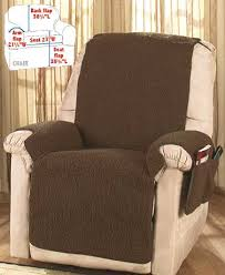 Oversized Recliner Cover Protect Your Favorite Chair From Spills And Other Messes With The