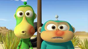 film kartun untuk anak bayi 14 video alien monyet lucu untuk anak bayi youtube