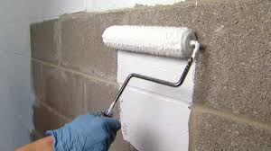 Painting Masonry Exterior - how to apply masonry sealer to basement walls today u0027s homeowner