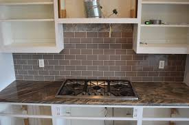 Backsplash For Kitchen With Granite Tiling Over A Granite Backsplash Stoddard Tile Work Diary