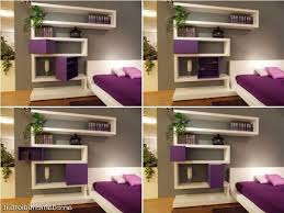 Bedroom Wall Shelves by Nicest Ideas Of Shelving Design For Bedroom To Get Chic And Neat