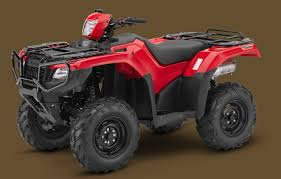 2015 honda fourtrax foreman rubicon 4x4 arrives in 6 versions