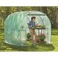 Hobby Greenhouses Castlecreek Arch Walk In Greenhouse 657830 Greenhouses At