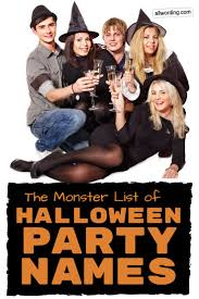 Halloween Party Name Ideas by The 25 Best Halloween Party Names Ideas On Pinterest Halloween