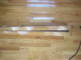 How To Fix Lifting Laminate Flooring How To Fix Water Damaged Wood Floor 3 The Minimalist Nyc