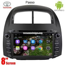 player update for android toyota passo car audio radio update android gps navigation