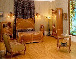 chambre majorelle ecole de nancy les pièces de la villa majorelle