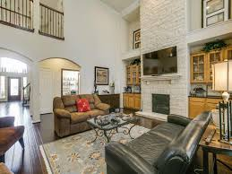 Two Story Fireplace 1710 Moore Dr Pearland Tx 77581 Har Com