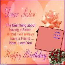happy birthday dear sister imikimi com