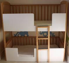 Bunk Cot Bed Shanticot Convertible Bunk Cot Bed 86 Admirable Print Wood Bunkcot