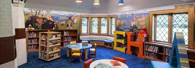 Basement Library East Hampton Library